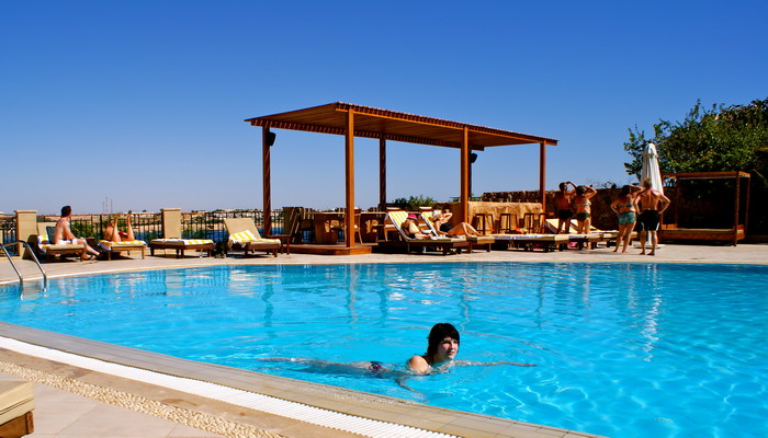 Eden Rock Hotel in Sharm el Sheikh